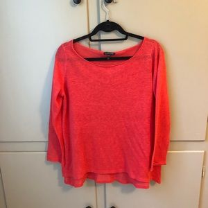 Eileen Fisher 100% Linen Top